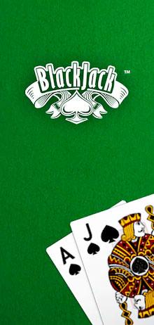 Cartes sur table - blackjack